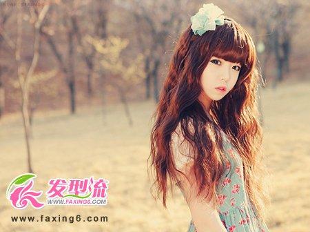 韩式可爱女生非主流发型图片(2)
