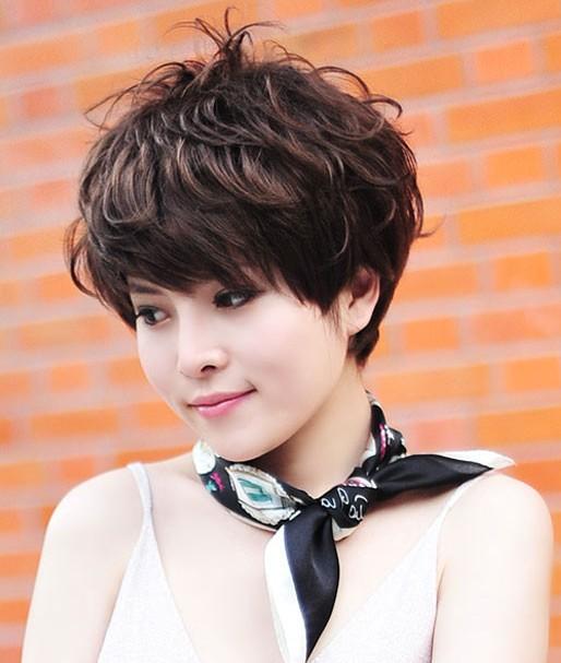 女生帅气超短短发发型_欧美短发帅气女生_超帅短发女生图片