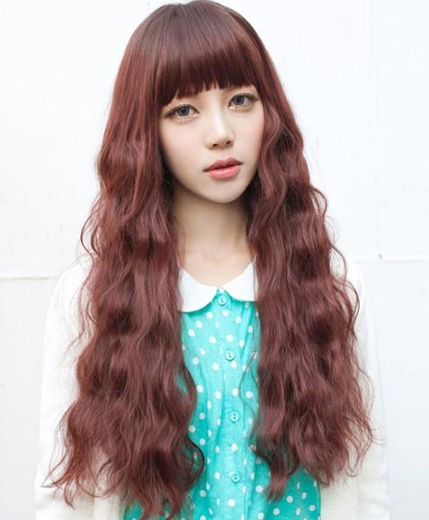 棕红色头发 _排行榜大全