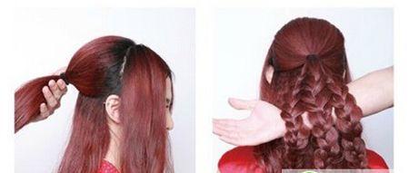 新娘中式盘发发型 中式新娘发型盘发步骤