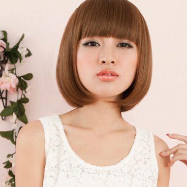 2016沙宣短发有没有应该圆脸形的 圆脸沙宣头短发(4)图片