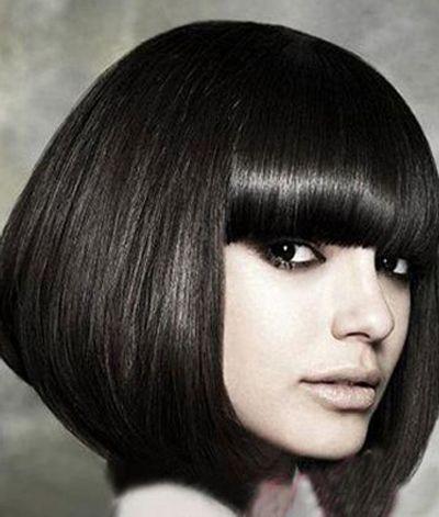 沙宣发型怎样打理才好看 中学生沙宣头短发发型图片图片
