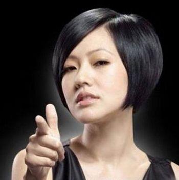小s沙宣短发发型图片 沙宣短发发型设计图片