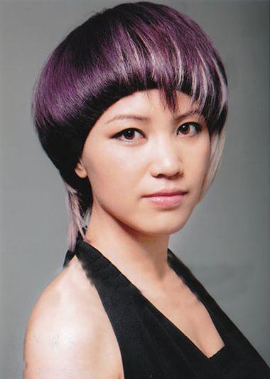 沙宣短发发型 沙宣经典短发发型(2)图片