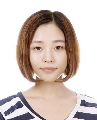 短发的圆脸沙宣短发发型沙宣圆脸直发型visio绘制购物网站图片