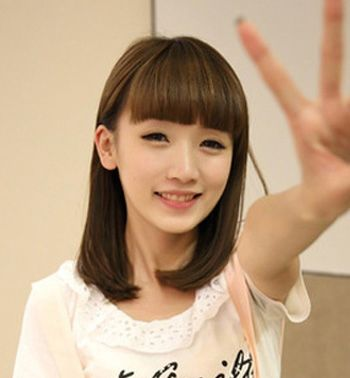 学生好看的披发发型 韩版女人短发发型设计(4)