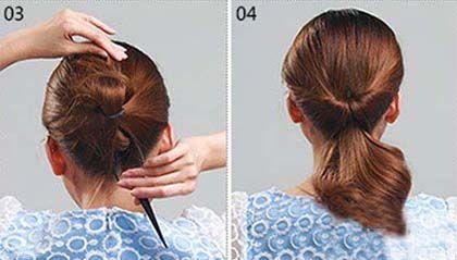 中年女士盘发发型图片大全选择最适合自己脸型的盘发发型,打造属于