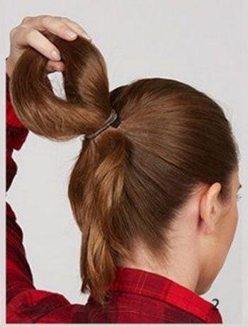 11岁儿童长发盘头发型的技巧简单 女童盘发发型教程