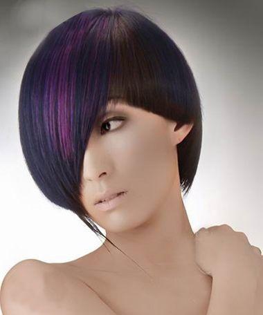 大圆脸女人留什么短发好看 大圆脸沙宣短发图片(3)图片