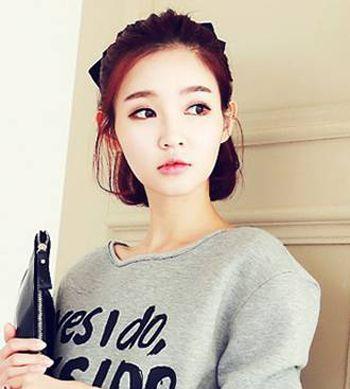 2016最流行的扎头发发型图片 女孩扎发有哪些发型可扎