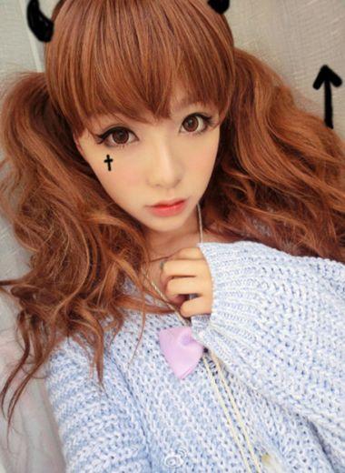 女人的扎头发发型 女人可爱的扎发发型(3)
