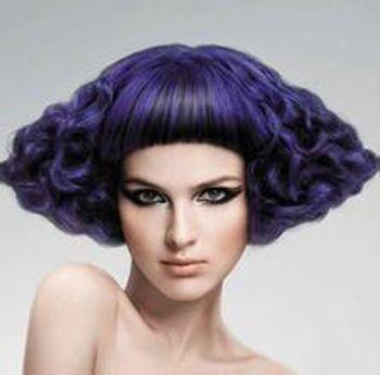 女人相似沙宣烫发发型图片 沙宣创意烫发发型图片(3)图片