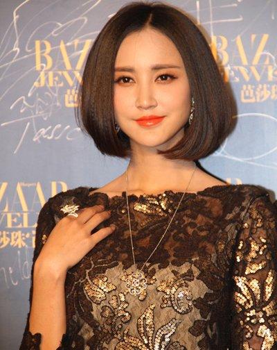 2016女明星短发卷发发型大全 短发卷发型图片2016女图片