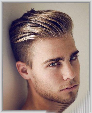 法式美型男染发颜色 男的染发染什么颜色好(4)_发型图片