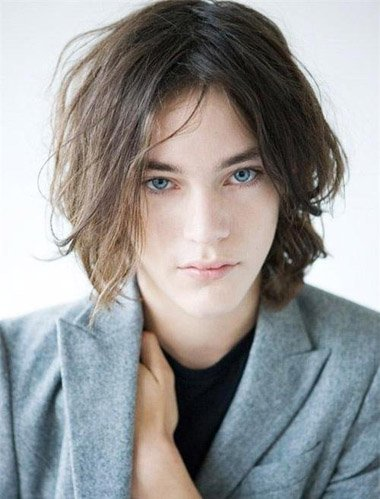 法式男发型外国男士发型_发型图片图片