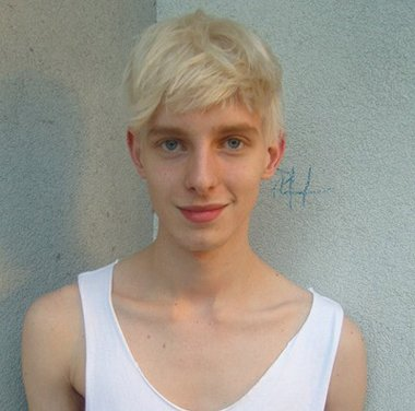 法式男青年发型 2016男明星发型图片(3)图片
