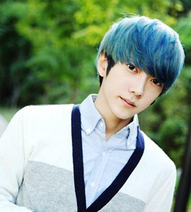 2016韩国男星染发颜色