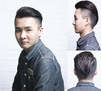 男人两侧短发型 男短头发如何做发型(2)图片
