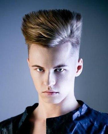 90后男人短发发型图片 男孩超短发发型大全选择最适合自己脸型的男士图片