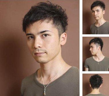 男性超短发型大全 男个性超短发发型图片