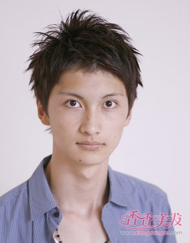 男人超短发发型设计图片 男士毛寸短发流行发型