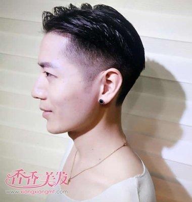 最酷最牛的男生超短发型 2016成熟男性短发发型合集图片