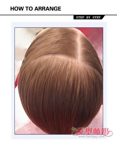小女孩梳盘头发怎么样 小女孩好看的盘发图解
