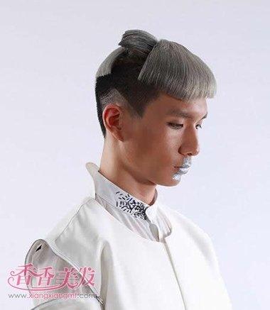 男人个性板寸短发发型 男士短寸发型大全(3)