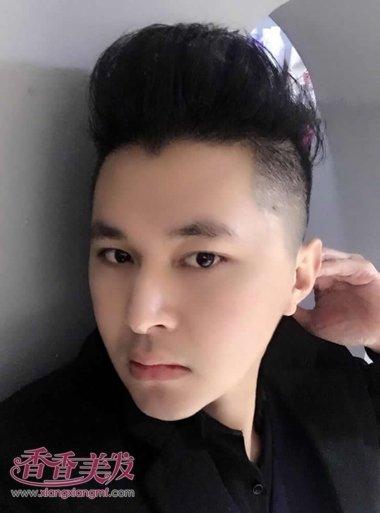 90后男生适合的短发发型 男孩头发短的发型图片