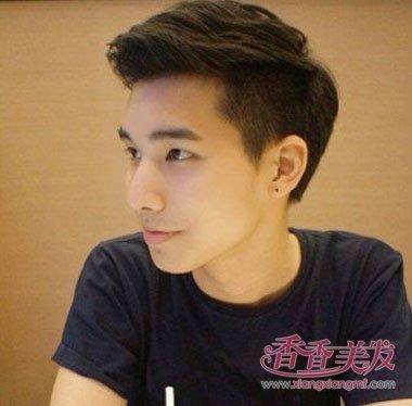 男士鬓角发型 男性有鬓角的发型(2)图片