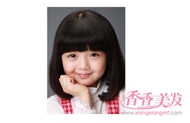 韩版女宝宝短发发型 两岁女宝宝短发型(2)图片