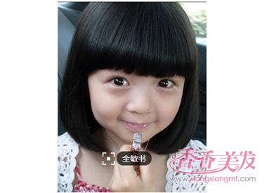 韩版女宝宝短发发型 两岁女宝宝短发型