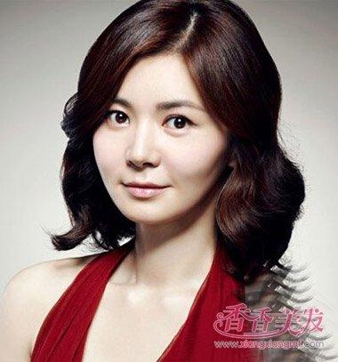 40岁女人短头发发型 日系女人短头发发型(2)图片