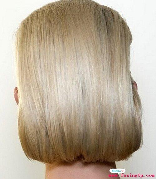 欧美复古盘发发型,绝对的力压群场