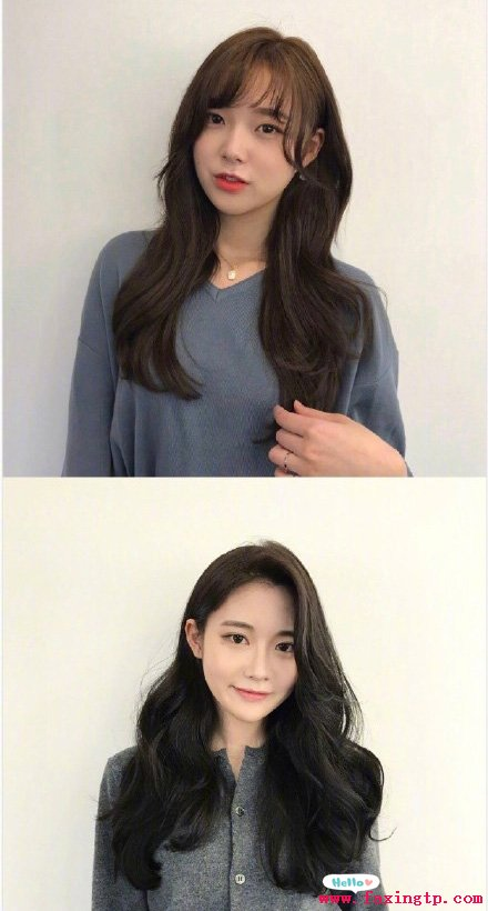 今年流行的27款女生发型图片图片