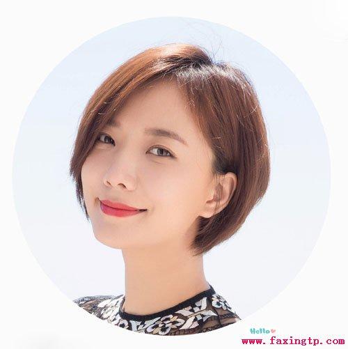 王珞丹发型短发美女lol短头发图片主播图片